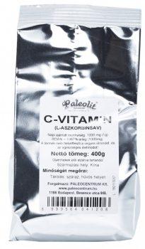 Aszkorbinsav (C-vitamin) 400g Paleolit
