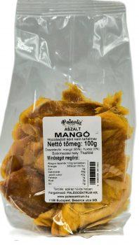 Aszalt mangó szelet cukormentes 100g Paleolit