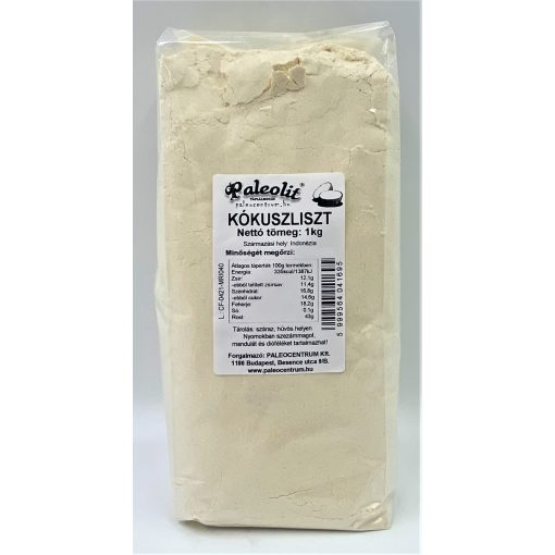 Kókuszliszt 1kg Paleolit
