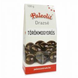 Törökmogyorós drazsé 100g dobozos Paleolit