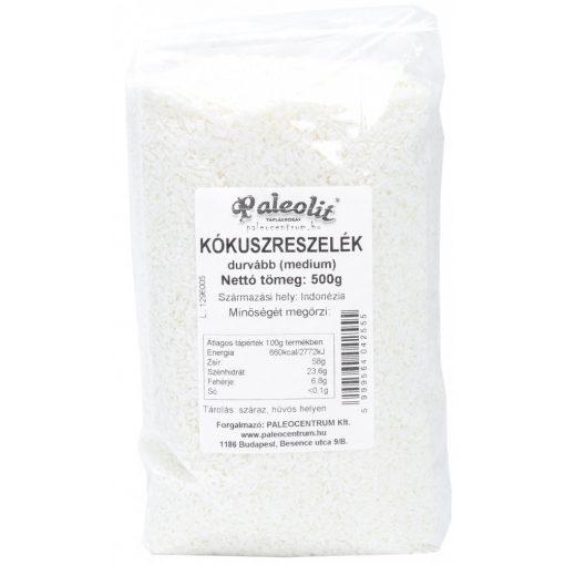 Kókuszreszelék medium 500g Paleolit