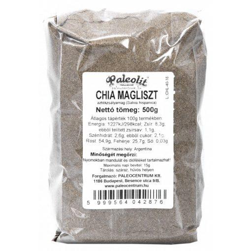 Chia magliszt 500g Paleolit