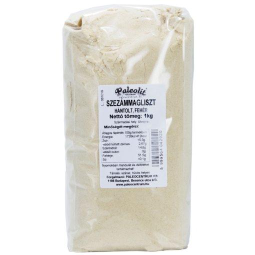 Szezámmagliszt hántolt, fehér 1kg Paleolit