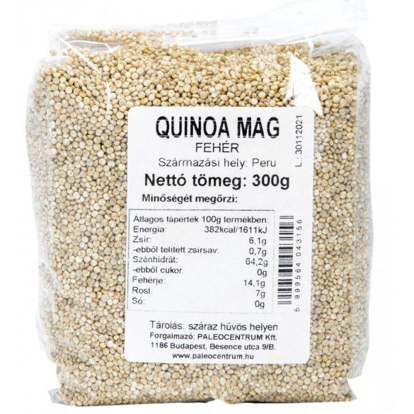 Quinoa mag fehér 300g