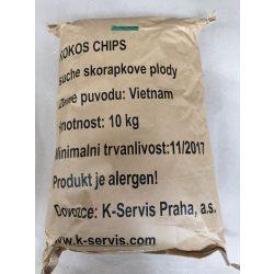 Kókusz chips 10kg lédig