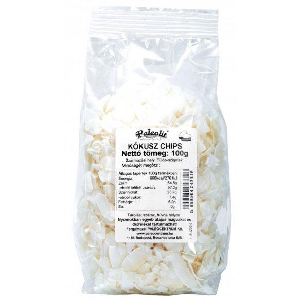 Kókusz chips 100g Paleolit