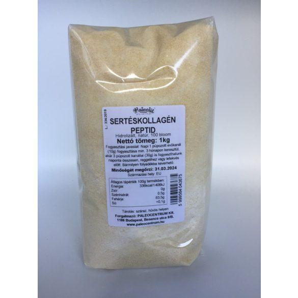 Kollagén peptidek (sertés) 1kg Paleolit
