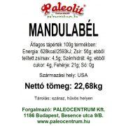 Mandulabél natúr 22,68kg 27/30 lédig