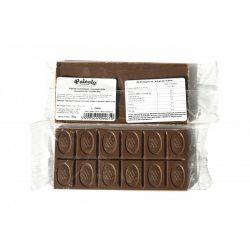 """Táblás """"tej""""csokoládé eritrittel 80g Paleolit"""