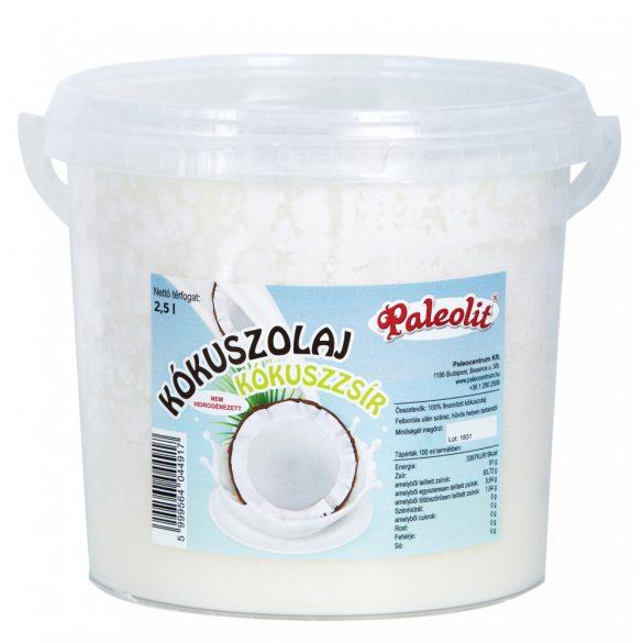 Kókuszolaj 2,5l Paleolit