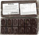 Mandulás ízű krémmel töltött étcsokoládé 100g Paleolit