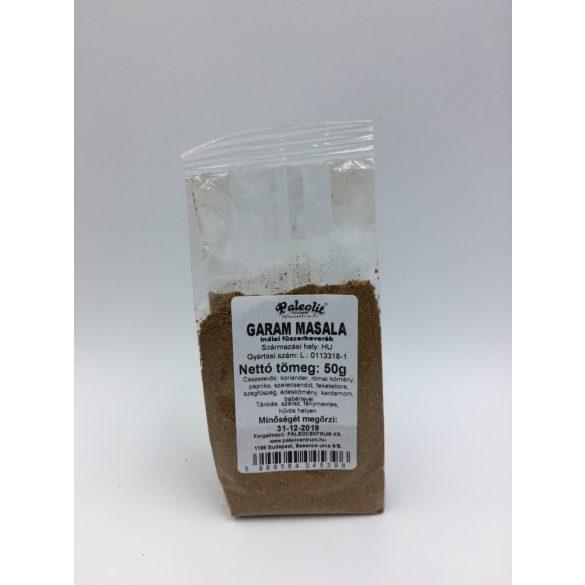 Garam Masala indiai fűszerkeverék 50g Paleolit