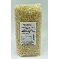 Zselatin étkezési, sertés 180 Bloom 250g