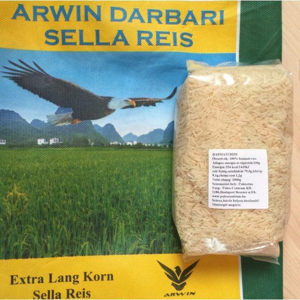 Basmati rizs, hosszú szemű 1kg