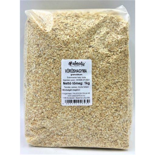 Vöröshagyma granulátum 1kg lédig