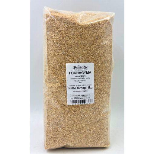 Fokhagyma granulátum 1kg lédig