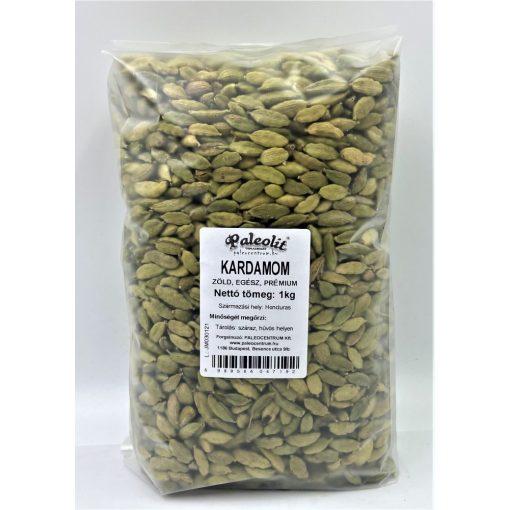 Kardamom zöld, egész, prémium 1kg Paleolit