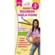 Bourbon Vanília puding 70g Szafi Fitt