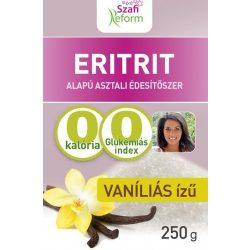 Vaníliás Eritrit 250g Szafi Reform
