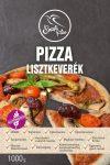 Pizza lisztkeverék 1kg Szafi Free