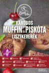 Karobos lisztkeverék piskótához és muffinhoz 5kg Szafi Free