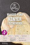 Világos puha kenyér lisztkeverék 5kg Szafi Free