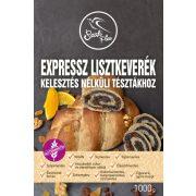 Expressz lisztkeverék kelesztés nélküli tésztákhoz 1kg Szafi Free