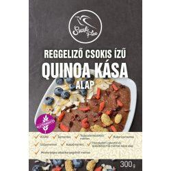 Reggeliző quinoa kása alap, csokis ízű 300g Szafi Free