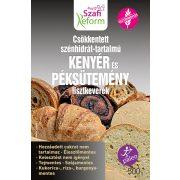 CH csökkentett kenyér és péksütemény lisztkeverék 500g Szafi Reform