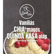 Chia magos quinoa kása alap, vaníliás 300g Szafi Free