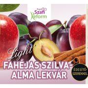 Fahéjas szilva-alma lekvár 350g Szafi Reform