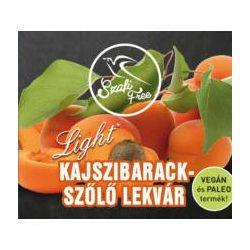 Kajszibarack-szőlő lekvár 350g Szafi Free