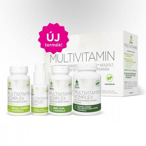Multivitamin komplex Wise Tree Naturals 30 napi adag