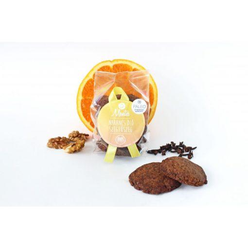 Narancsos-szegfűszeges diókeksz 80g PaleoNasi