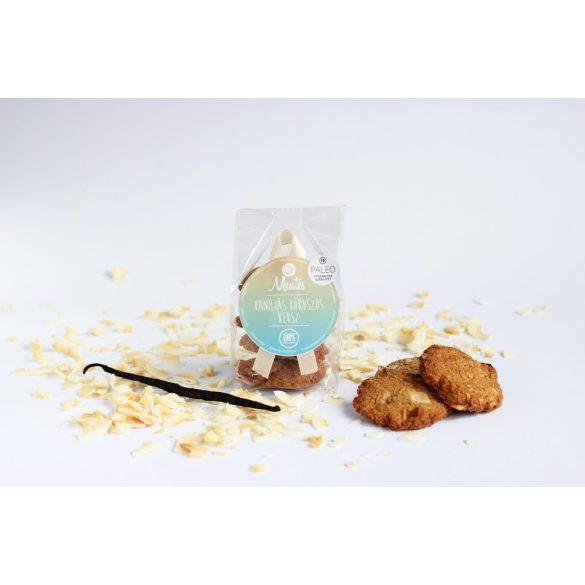 Vaníliás-hibiszkuszos keksz 80g PaleoNasi