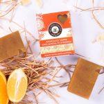 Narancsliget hajmosó szappan 100g