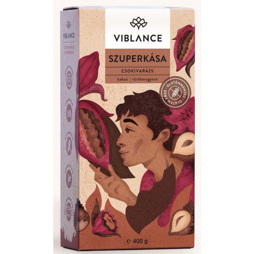 Csokivarázs Szuperkása 400g Viblance