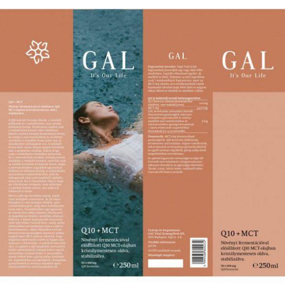 Q10 + MCT olaj 250ml GAL