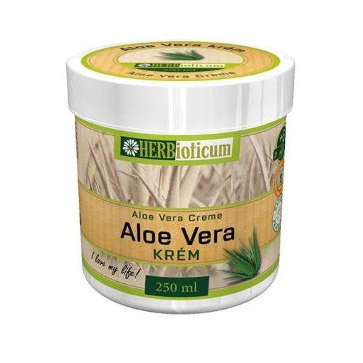 Aloe Vera krém 250ml HERBioticum