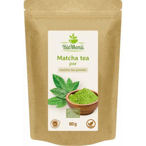 BIO Matcha tea por 60g BioMenü