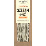 Szezámlisztes spagetti 200g Wise Pasta Diet Collection