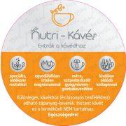 Nutri-Kávé utántöltő 225g NeuroimmunOX