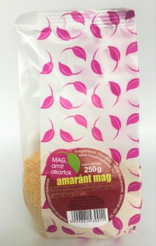 Amaránt mag BIO 250g Klorofill