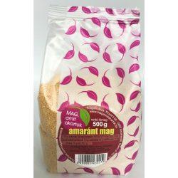 Amaránt mag BIO 500g Klorofill