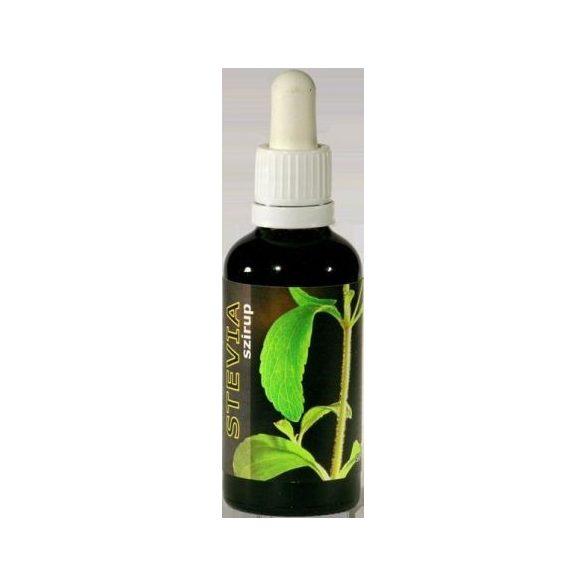 Stevia barna szirup 50ml Almitas