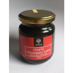 Fekete szezámkrém 200g Almitas