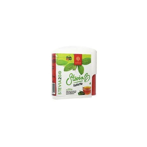 Stevia tabletta 100db Almitas