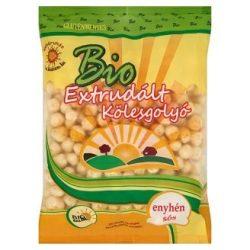 Extrudált kölesgolyó enyhén sós BIO 150g Gluténmentes Bio Balls