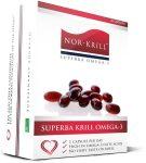 Krill olaj kapszula 30 db Nor-Krill