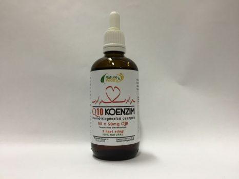 Q10-komplex cseppek 95ml N&Vitality